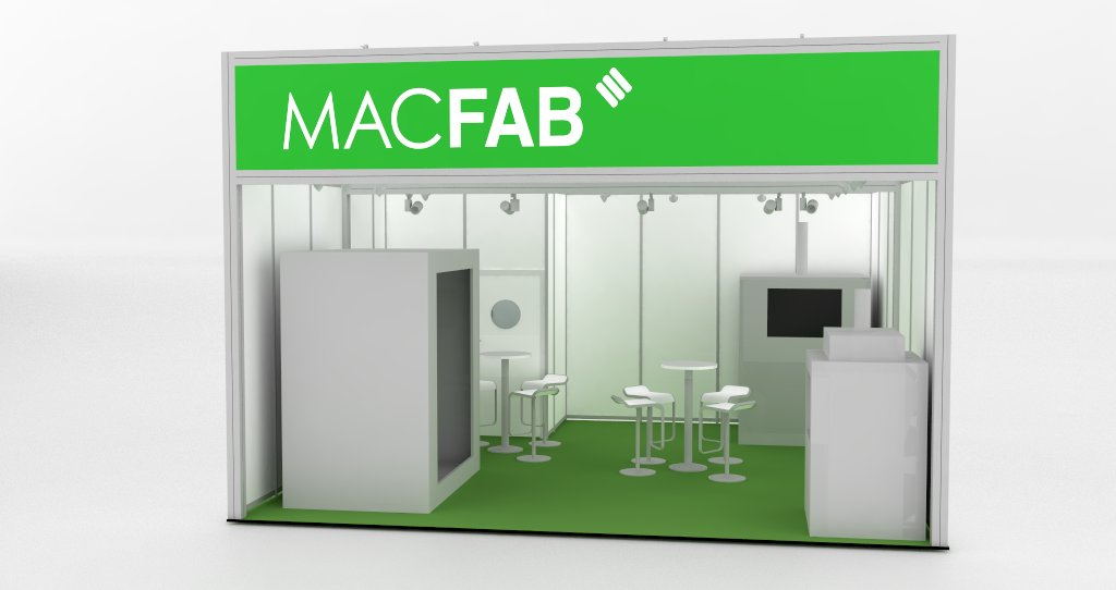 Exhibition Stand Design 8
